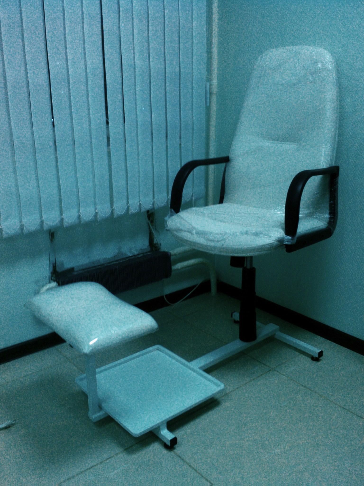 Кресло педикюрное своими руками